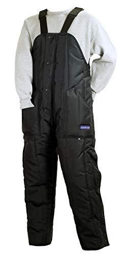 EXTREMEGARD High Bib Insulated Overalls (XLarge) Dark Navy