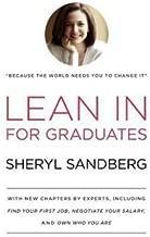 Sheryl Sandberg: Lean in for Graduates (Hardcover); 2014 Edition