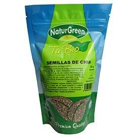 Semillas Chia NaturGreen 250 gramos: Amazon.es: Hogar