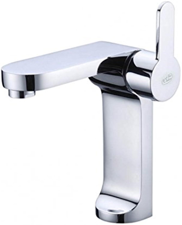 Blauwater GALA Waschtischarmatur GAL-BUSW-025C Chrom , Designer Armatur Waschbecken , Waschtisch, Armaturen Bad, Badezimmer , Einhebel Waschtischarmatur , Einhebelmischer , Mischbatterie , Wasserhahn