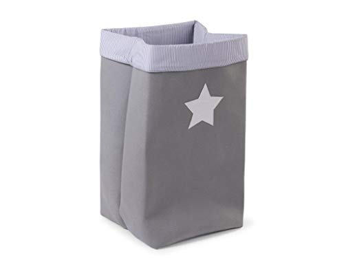 Childhome unisex - baby canvas box CHCCCB60GS