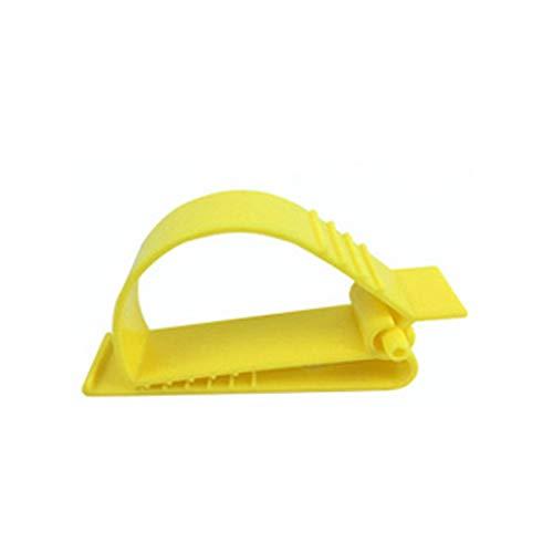 KUNSE gereedschap knoppen haken gesp ring sleutelhanger paracord armband gesp sleutel zak riem sluiting meerdere kleuren opties