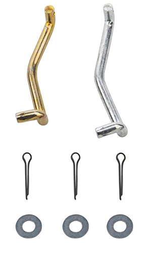 Quick Fuel Technology 43-5 Linkage Kit for 4150 Style Carburetor