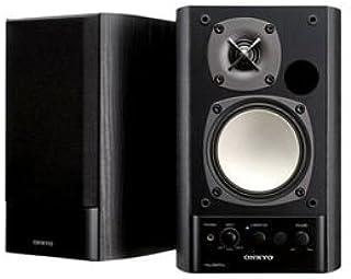 オンキヨー(オーディオ機器) パワードスピーカーシステム 40W+40W GX-500HD(B) ds-1710457