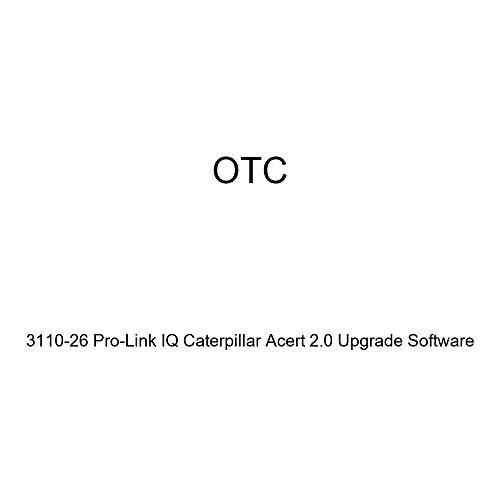 OTC 3110-26 Pro-Link IQ Caterpillar Acert 2.0 Upgrade-Software