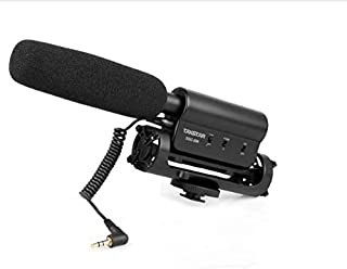 TAKSTAR SGC-598 Shockproof hotshoe Condenser Recording microphone mic for interview movie pickup for DV DSLR