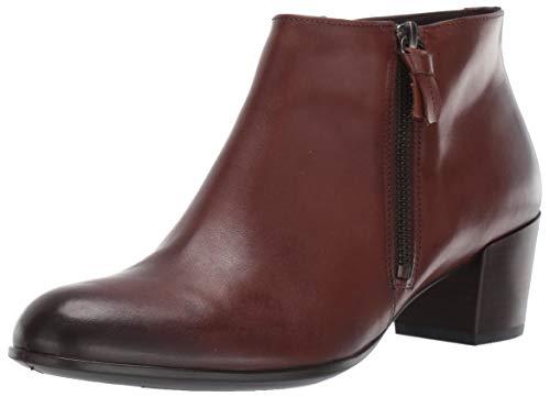 ECCO Women's Shape M 35 Ankle Boot, Bison, 38 M EU (7-7.5 US)