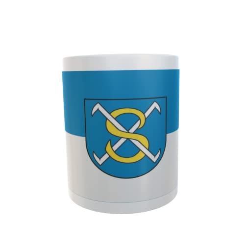 U24 Tasse Kaffeebecher Mug Cup Flagge Sangerhausen