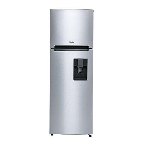 Whirlpool WT-4020S Refrigerador, Grande, color Plata