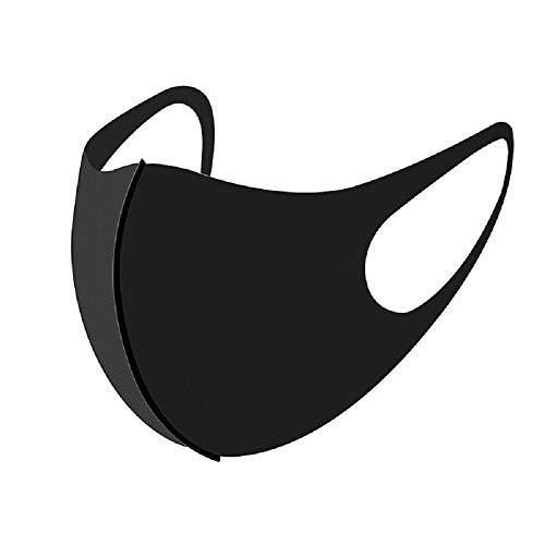 Paquete de 3 máscaras anticontaminación para boca, lavables,...