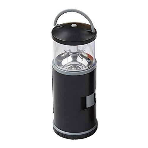 chiwanji Linterna LED para Acampar Carpa con Pilas Luz de Trabajo Linterna Destornillador Tapeline