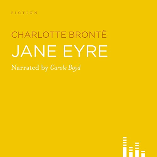 Jane Eyre cover art