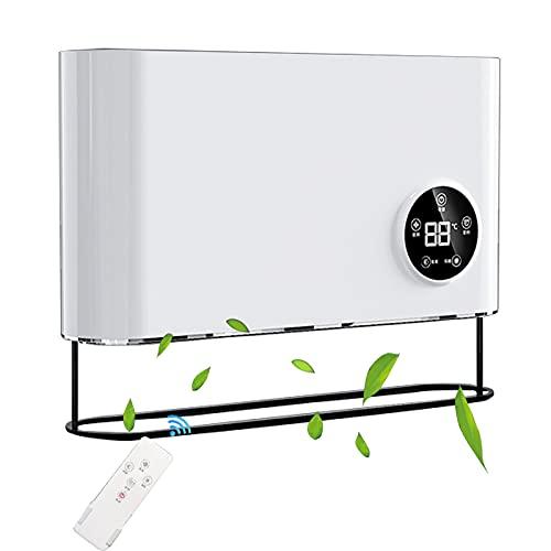 ARCH Calentador,radiadores bajo Consumo electricos,Calefactor baño,Calentador de Panel Radiador,Calentador Colgante/secador de Ropa/esterilizador de Aire