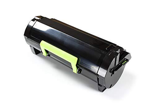 Green2Print Tóner Negro 1500 páginas sustituye a Lexmark 50F2000, 502, 50F200E, 502E Tóner Apto para la Lexmark MS310D, MS310DN, MS312DN, MS410D, MS410DN, MS415DN, MS510DN, MS610DN, MS610DE, MS61