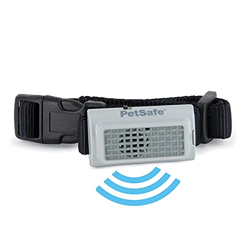 PetSafe Ultrasonic Dog Bark Training Collar for Large and Small Dogs - Static-Free Correction