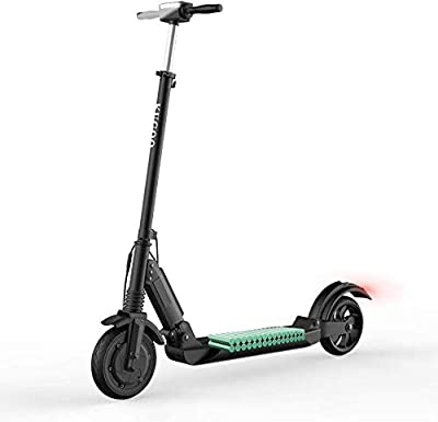 Kugoo S1 E Scooter 350 W Motor 30 km Mileage Electric Scooter Folding Electric Scooter 6 Ah Li-ion Battery for Teenagers and Adults, Black