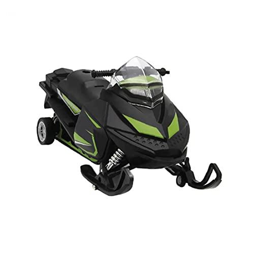 I modelli dei veicoli 1:32 Scala Motoslitta modello di moto con luci e suoni modello di auto giocattoli del regalo per i giocattoli dei bambini dei bambini più piccoli colore casuale Girl