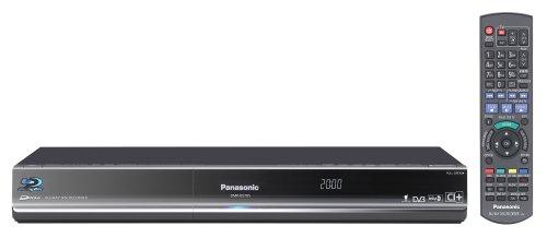 Panasonic DMR-BS785EGK Blu-ray Rekorder mit 250 GB Festplatte (Blu-ray Brenner, DVB-S/S2 Tuner, HDMI, Upscaler 1080p) schwarz