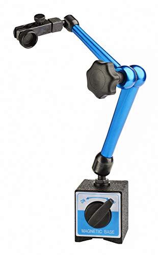 WABECO Magnet Messstativ mit Magnetfuß Zentralklemmung Messuhrhalter