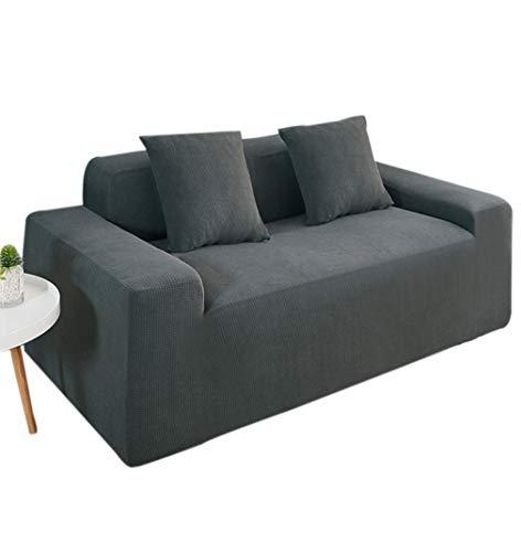 KRUIHAN Elastisch Sofabezug Stretch Sofaüberwurf - Antirutsch Sesselbezug Sofabezüge Protector...