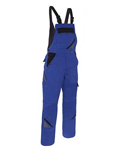 Professional Latzhose Arbeitslatzhose Sicherheitshose Arbeitshose Berufskleidung(Prof-LATZ-N) (60)