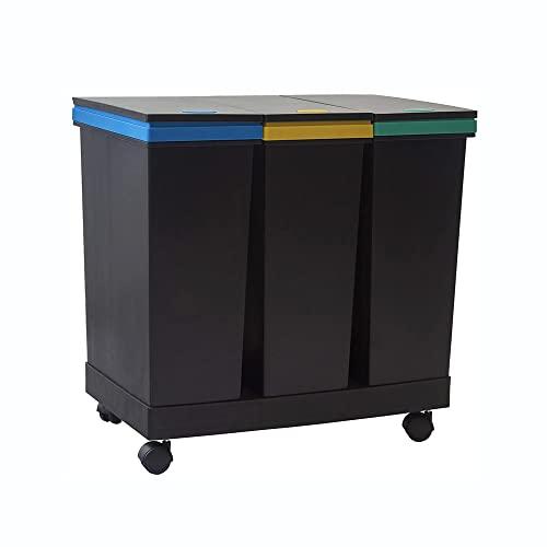 smarty Ecobin Mülleimer auf Bild