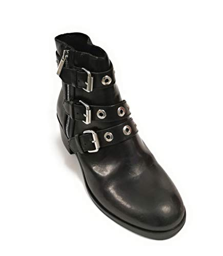 Diesel Black Gold Thais I00420 PR480 T8013 Damen Schuhe Stiefel Stiefeletten Ankle Boots Women Shoes EU 38 / USA 7.5 / JPN 24.5