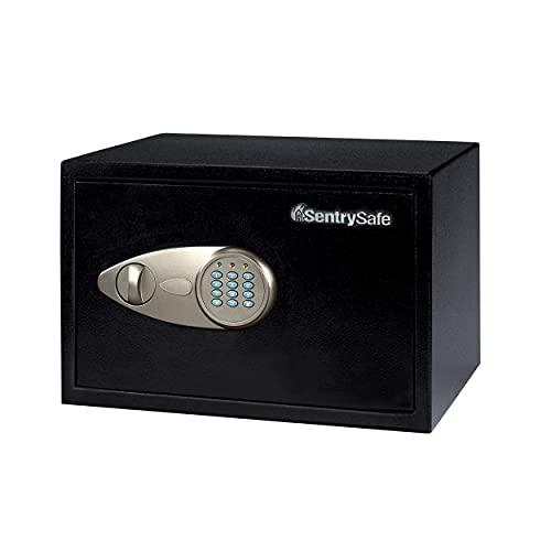 SentrySafe X055 Security Safe with Digital Keypad, 0.5 Cubic Feet (Medium), Black