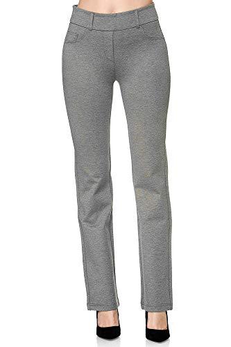 Elara Pantalones para Mujer Chunkyrayan