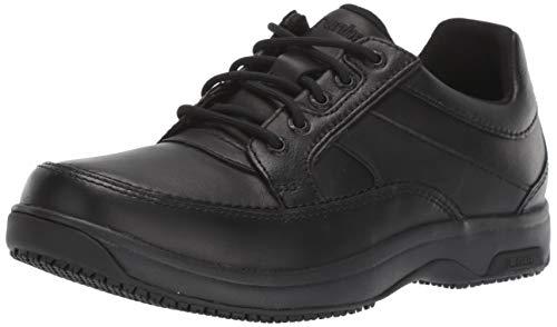 Dunham Men's Midland Service Shoe, Black, 10 6E US