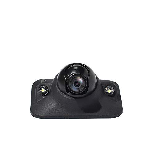PARKVISION Cámara de visión Lateral/cámara Frontal/cámara Trasera, cámara Trasera de tamaño Mini con rotación de 360°, visión Nocturna, cámara de Marcha atrás, no más taladros