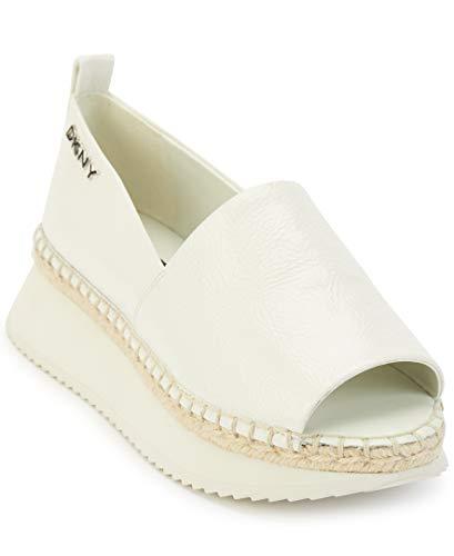 DKNY ORZA, Plate-Forme Femme, Blanc, 41.5 EU