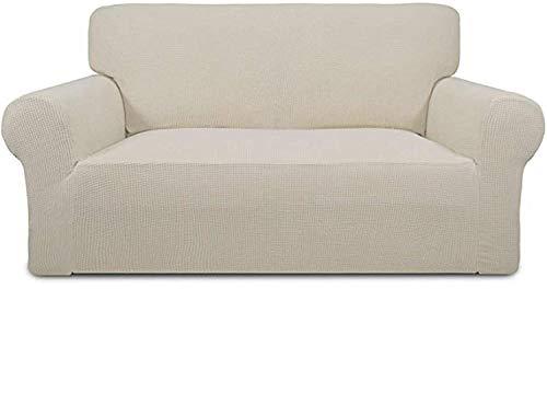 OldPAPA Sofabezug/Couchbezug Form/Sofaüberzug/Sofahusse/Sofabezug Ecksofa/Sofaüberwürfe/Couchbezug/Sesselbezug/Sofa Überwürfe/Stretch Hussen Form 1/2/3/4 Sitzer