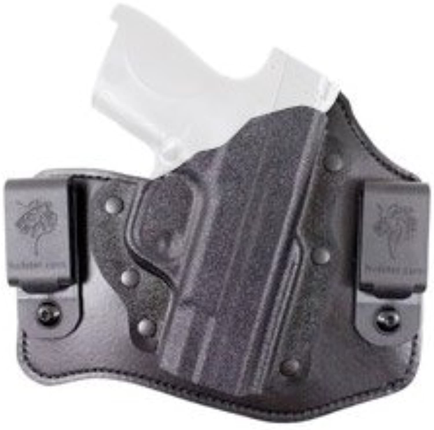 DeSantis Intruder SandW MandP Shield 9 40 - Black Right Hand