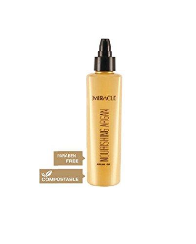 Maxxelle Miracle - Olio di Argan trattamento per la protezione e la cura dei capelli (200ml)