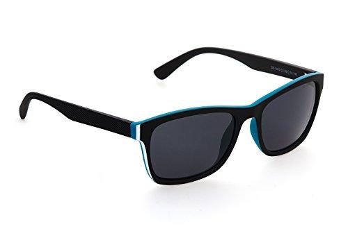 sunglasses brands DESPADA Premium Men' Designer Square Rectangular Fashion Super light Plastic Frame Sunglasses with UV Lenses, Made in Italy