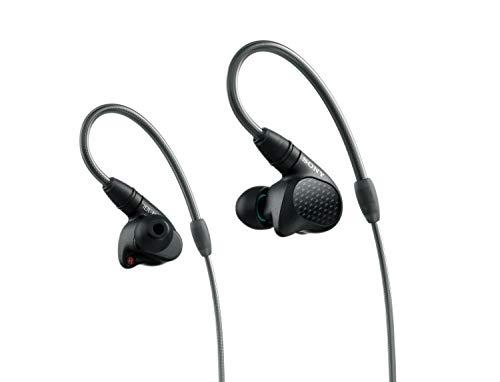 Sony IER-M9 in-Ear Monitor Headphones Black