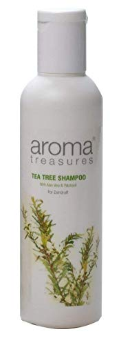 Glamorous Hub Aroma Treasures Tea Tree Champú, 100 ml