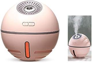 フェイススチーマー 美容器 顔 美肌 保湿 ナノ微粒化技術 アロマ対応 熱噴霧 潤い弾力肌 角質ケア クレンジング易い 各種肌質対応 毛穴の清潔 角質 美顔器 (ピンク)