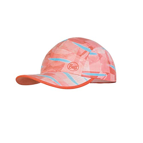 Buff Mädchen 5 Panels Cap, Heavens Pink, One Size
