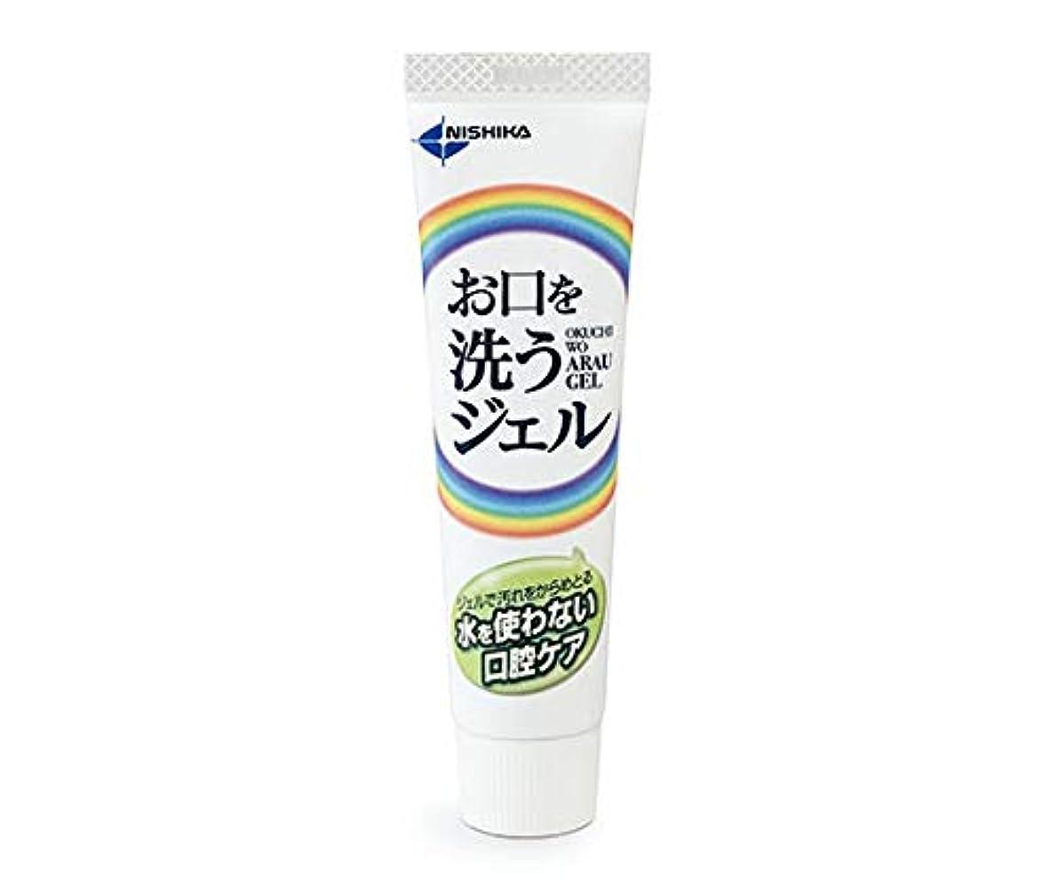 シャーク降下パット日本歯科薬品 お口を洗うジェル(口腔ケア用ジェル) 25g