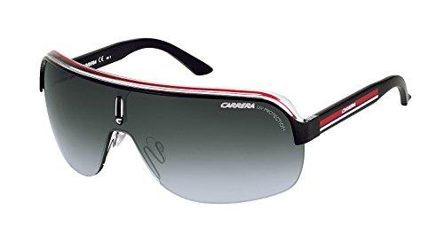 Carrera TOPCAR 1 Gafas de sol, Negro (Nero), 99 Unisex Adulto