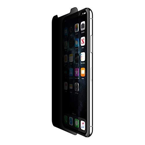 Belkin ScreenForce TemperedCurve protector de pantalla para iPhone 11 Pro Max; protección de pantalla para iPhone 11 Pro Max, también compatible con iPhone XS Max
