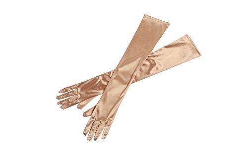 Utopiat Audrey diseñó guantes de ópera Holly Golightly largos hasta el codo para mujer