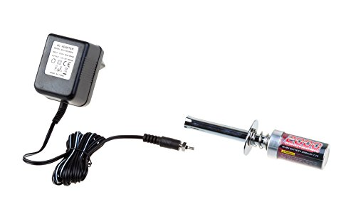 Robitronic RB1018 - Glühkerzenstarter mit Ladegerät, Ferngesteuerte Modelle und Zubehör, 2000 mAh