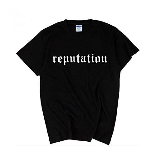 Taylor Swift Taylor Reputation Concert Support camiseta de manga corta