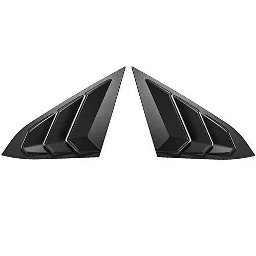 LKJsagd Auto Seitenlüftungsfensterabdeckung, Fit für Honda Civic 2016-2020