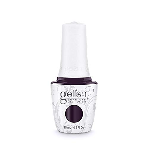 GELISH 15ml - THRILL OF THE C - DON'T LET THE FROST BITE! - GRAPE CRÈME