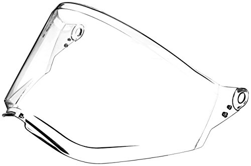 O\'NEAL   Motorrad-Helm-Ersatzteile   Street Adventure Motocross   Kratzfestes, Spritzguss-, Polycarbonat Ersatzvisier Sierra Helmet Replacement Shield   Klar   One Size