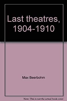 Hardcover Last Theatres Book